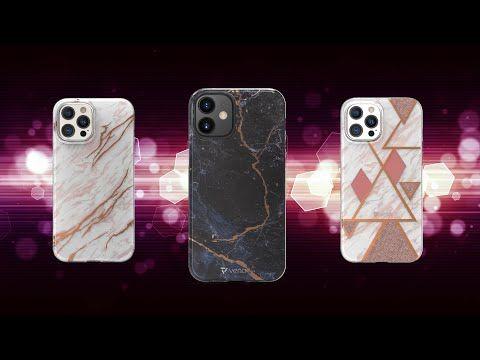 MELANGE iPhone 12 Marble Case