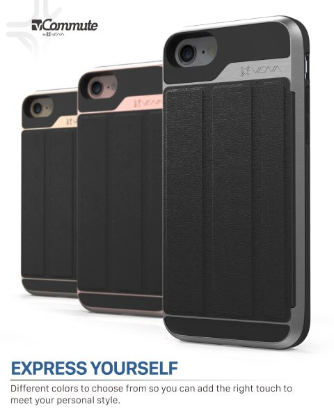 vCommute iPhone SE 2020 Wallet Case