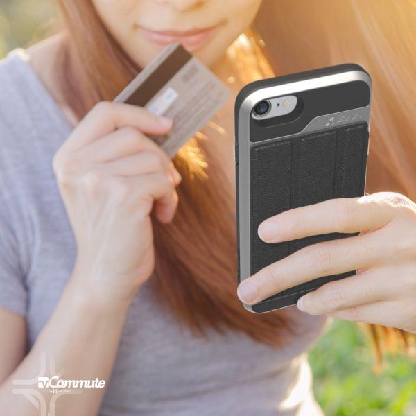 vCommute iPhone 8 Wallet Case
