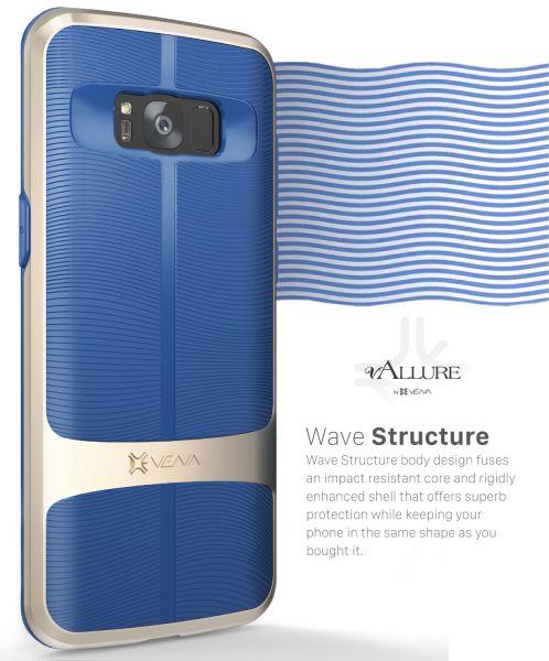 Samsung Galaxy S8+ Case vAllure