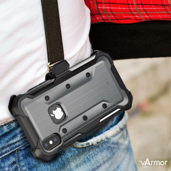 iPhone XS / X Holster Case vArmor