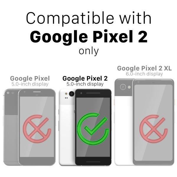 Pixel 2 Wallet Case vCommute