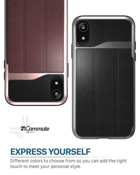 iPhone XR Wallet Case vCommute