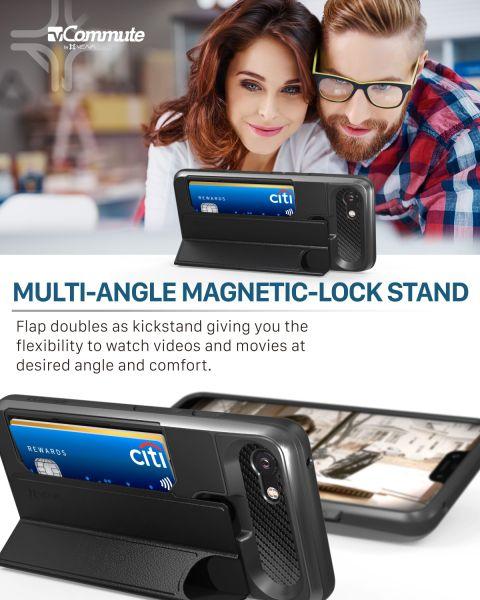 Pixel 3 XL Wallet Case vCommute