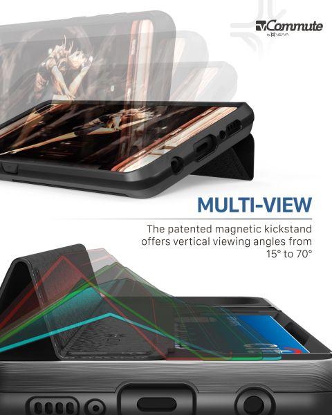 Galaxy S10 Plus Wallet Case vCommute
