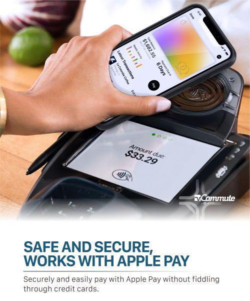 vCommute iPhone 11 Pro Wallet Case
