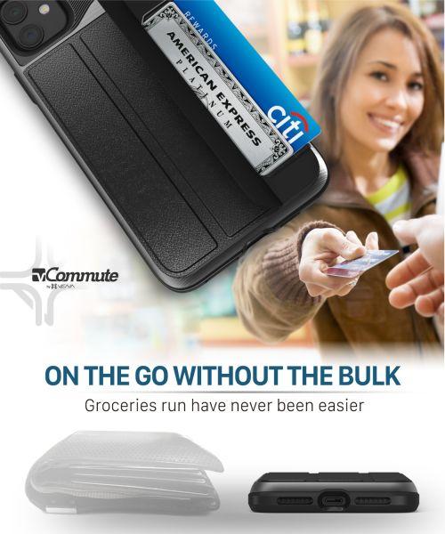 vCommute iPhone 11 Wallet Case