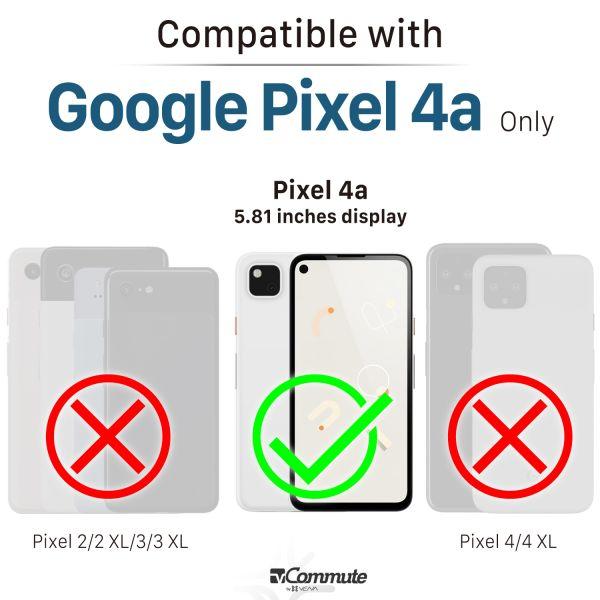 Pixel 4a Wallet Case vCommute