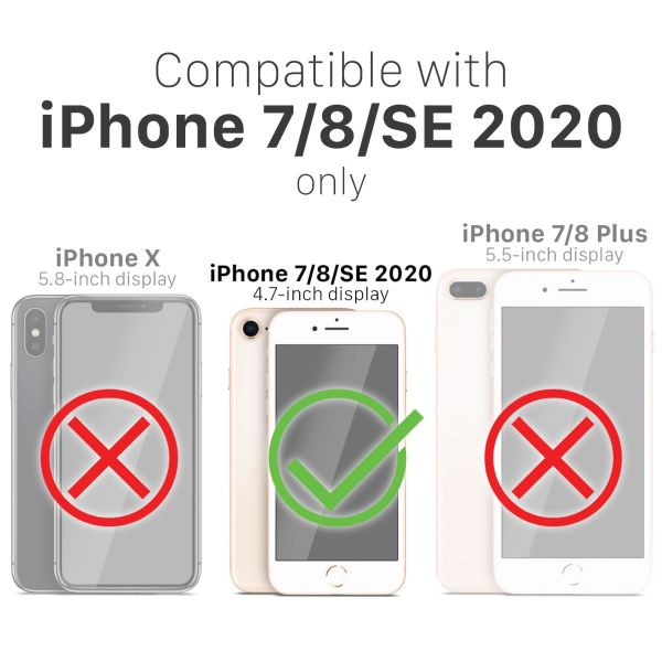 ECO Biodegradable iPhone SE 2020 / iPhone 8 / iPhone 7 / iPhone 6s / iPhone 6 Case