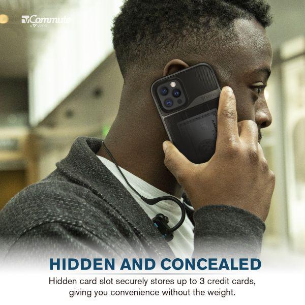 vCommute iPhone 12 Wallet Case