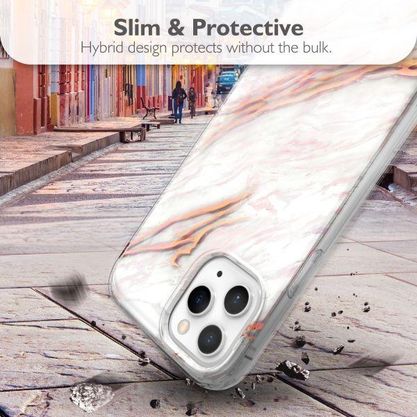 MELANGE iPhone 12 Pro Max Marble Case