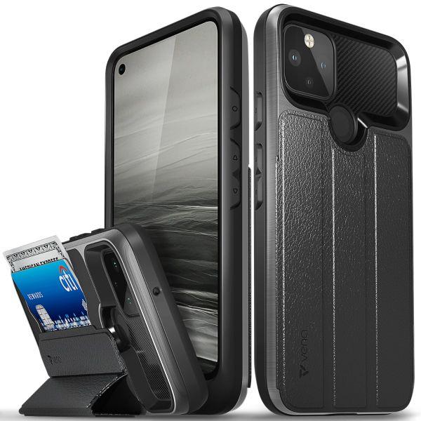 vCommute Pixel 5 Wallet Case