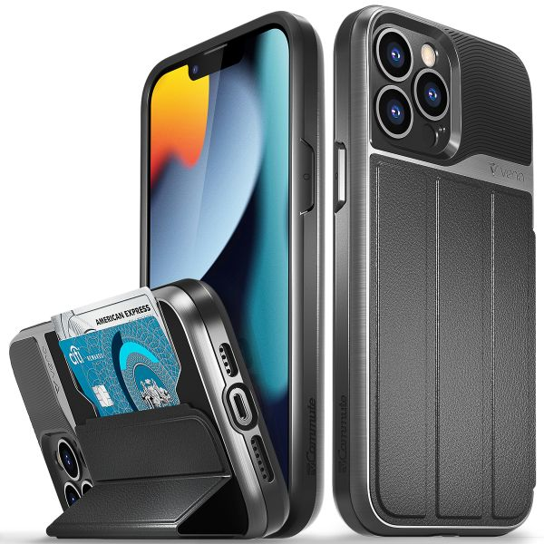 vCommute iPhone 13 Pro Max Wallet Case