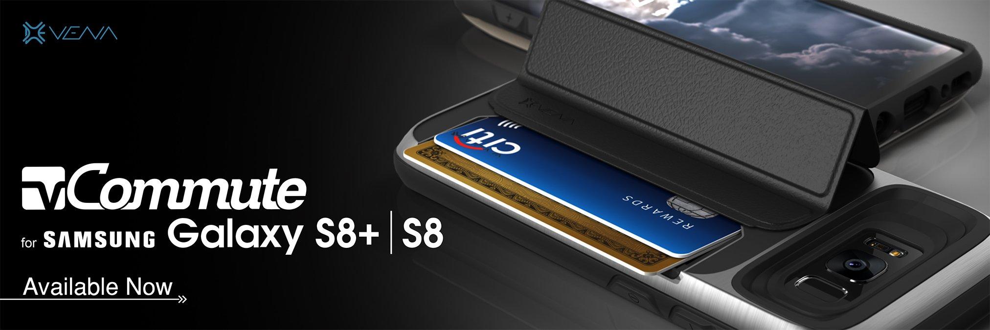 vCommute Galaxy S8