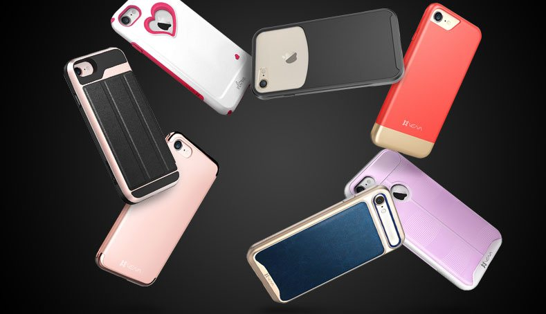 iPhone 7 and 7 plus Smartphone Cases