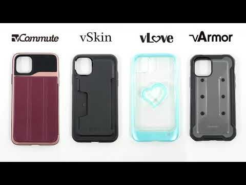 vCommute iPhone 11 Pro Wallet Case
