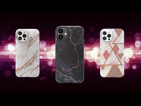 MELANGE iPhone 12 Pro Max Marble Case