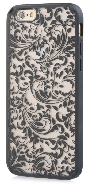 TACT ARMOR Quill Design Hybrid PC+TPU Case Cover for Apple iPhone 6 / 6s (4.7