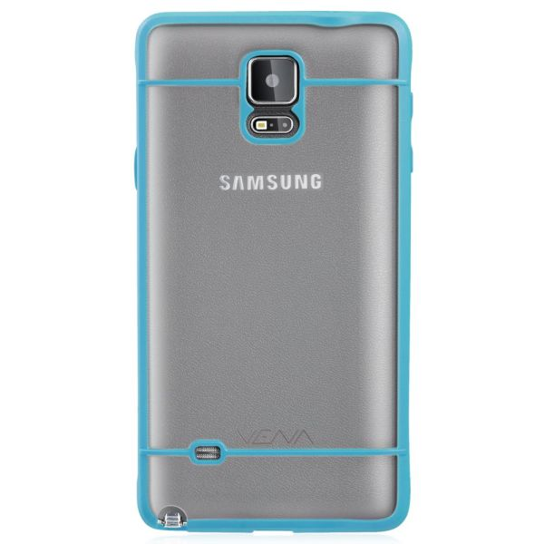 RADIANT Hybrid 2-in-1 Slim Case for Samsung Galaxy Note 4