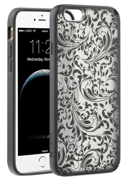 TACT ARMOR Quill Design PC+TPU Case Cover for Apple iPhone 6 / 6s Plus (5.5