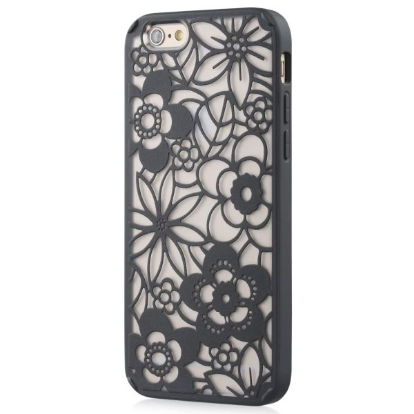 TACT ARMOR Flora Design PC+TPU Case Cover for Apple iPhone 6 Plus / 6s Plus (5.5