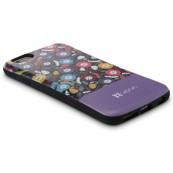 ARCH Misty Flora Hybrid TPU+PC (Backplate) Hard Shell Case for Apple iPhone 6 / 6s Plus (5.5