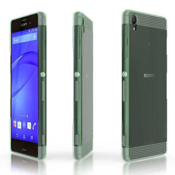vSkin TPU Design Case for Sony Xperia Z3