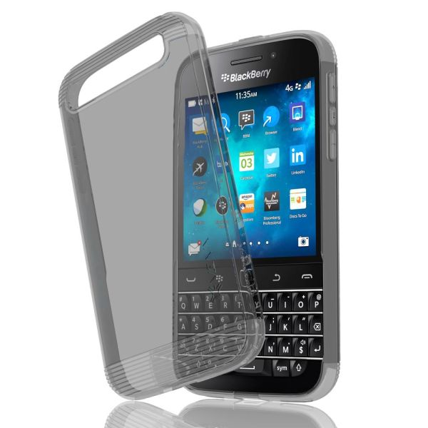 vSkin TPU Design Case for Blackberry Classic / Q20