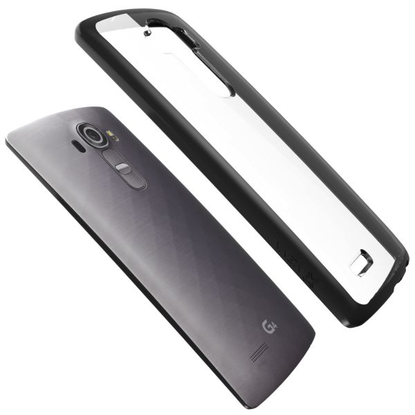 RETAIN Hybrid PC+TPU Case for LG G4