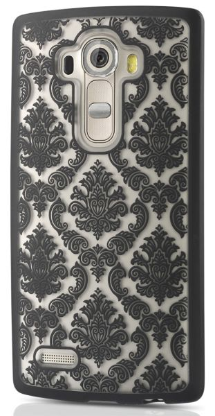 URBAN DAMASK Design PC+TPU Case Cover for LG G4