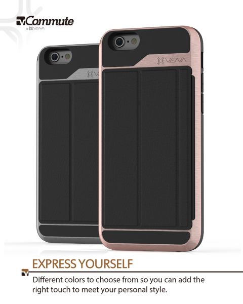 iPhone 6, iPhone 6s Case vCommute