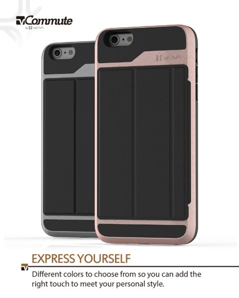 iPhone 6 Plus, iPhone 6s Plus Case vCommute