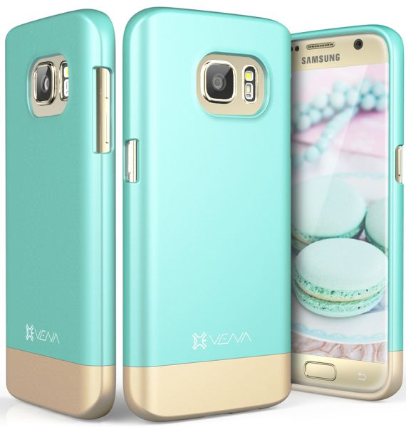 iSlide Rubber-Coated Case for Samsung Galaxy S7