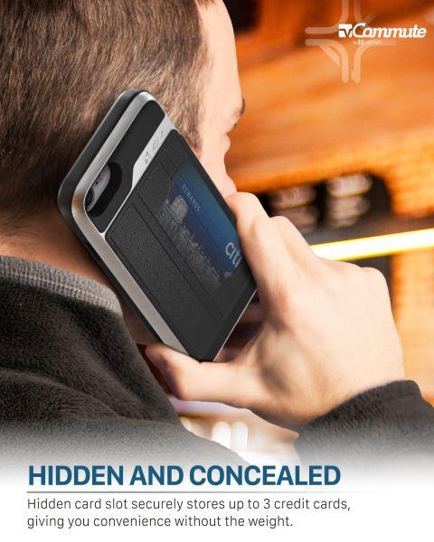 iPhone SE 2020 Wallet Case vCommute