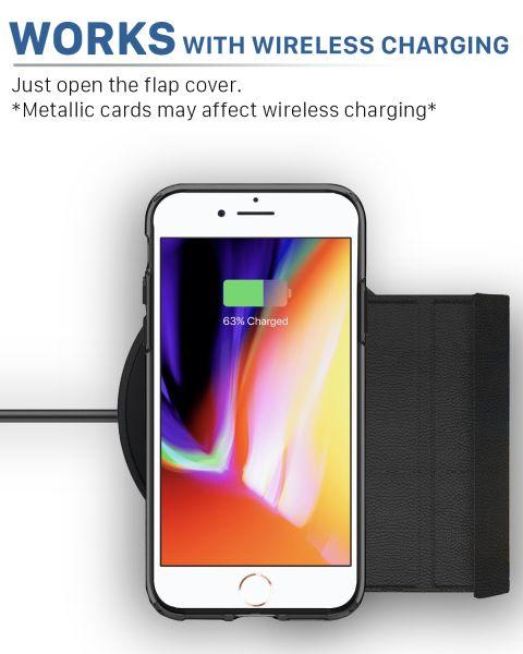 iPhone 8 Plus / iPhone 7 Plus Wallet Case vCommute