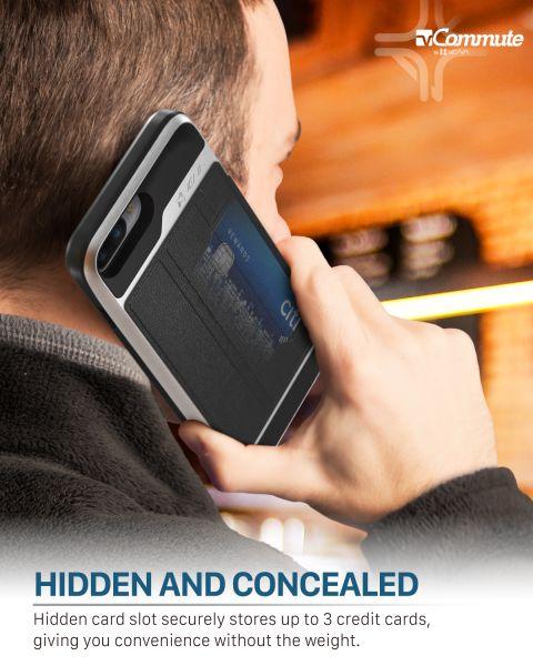 iPhone 8 Plus Wallet Case vCommute