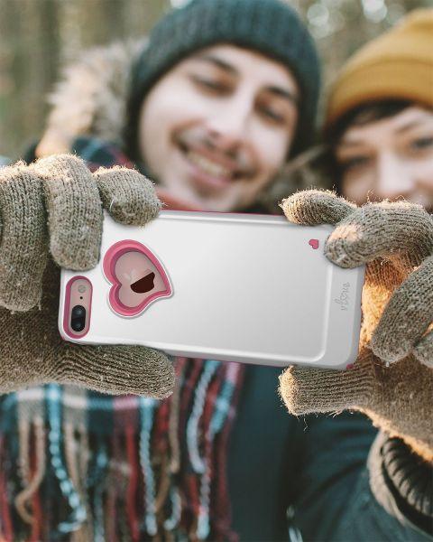 iPhone 8 Plus / iPhone 7 Plus Heart Case vLove