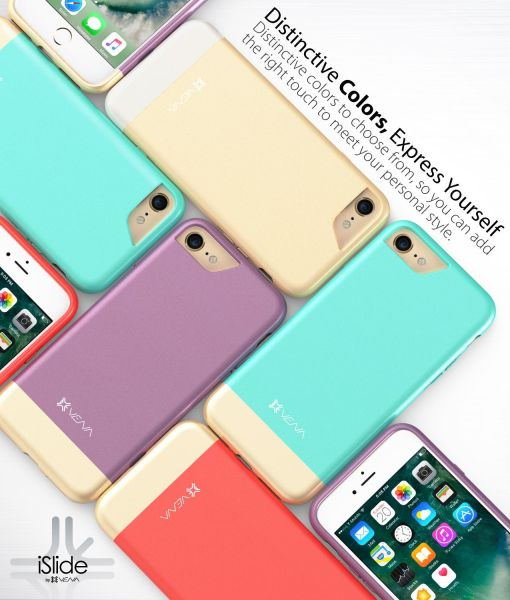 iPhone 8 Slim Case iSlide