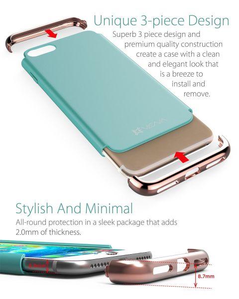 iPhone 8 Plus / iPhone 7 Plus Slim Case Mirage