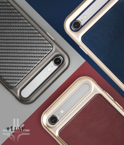 iPhone SE 2020 Leather Case vLuxe