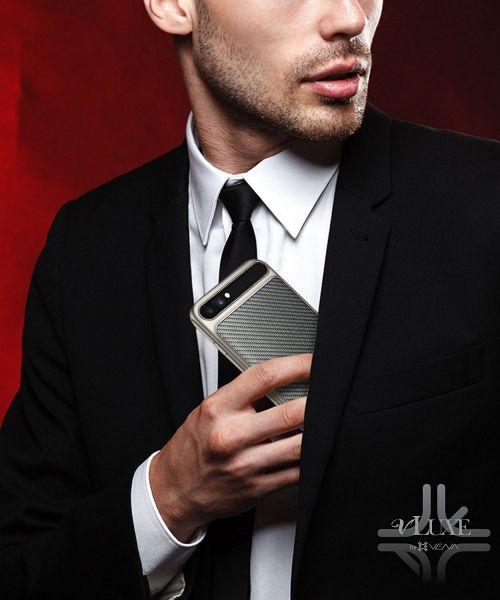 iPhone 8 Plus / iPhone 7 Plus Leather Case vLuxe