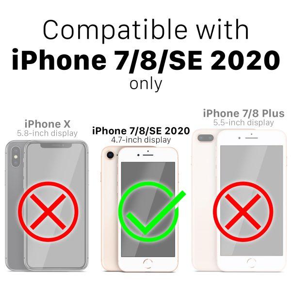 iPhone 8 / iPhone 7 Clear Hybrid Case Harmony