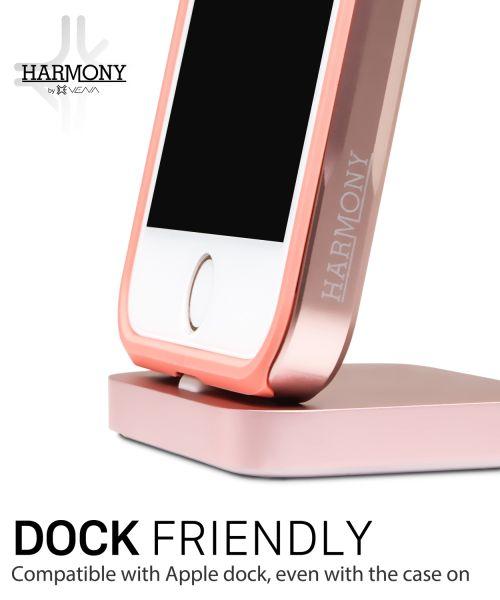 iPhone SE 2020 Clear Hybrid Case Harmony