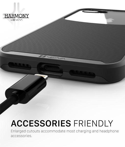 iPhone 8 Plus / iPhone 7 Plus Clear Hybrid Case Harmony