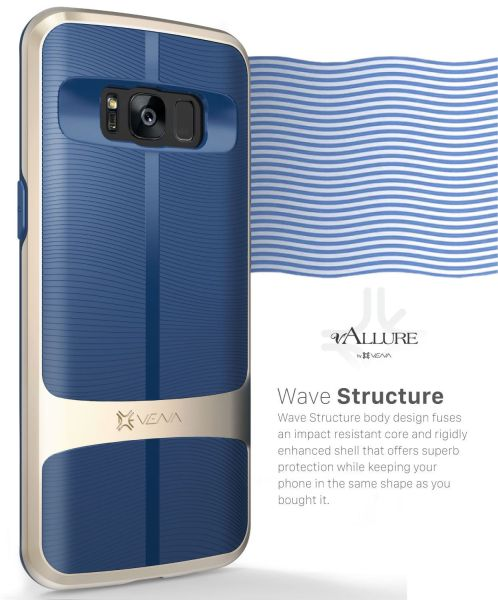 Samsung Galaxy S8 Case vAllure