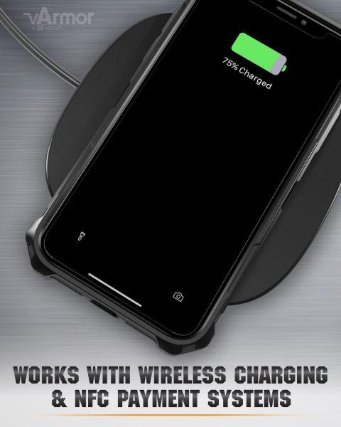 iPhone XR Holster Case vArmor