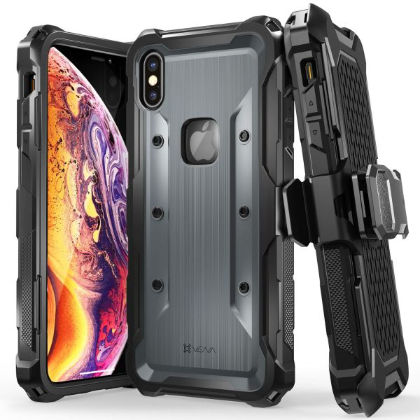 iPhone XS Max Holster Case vArmor