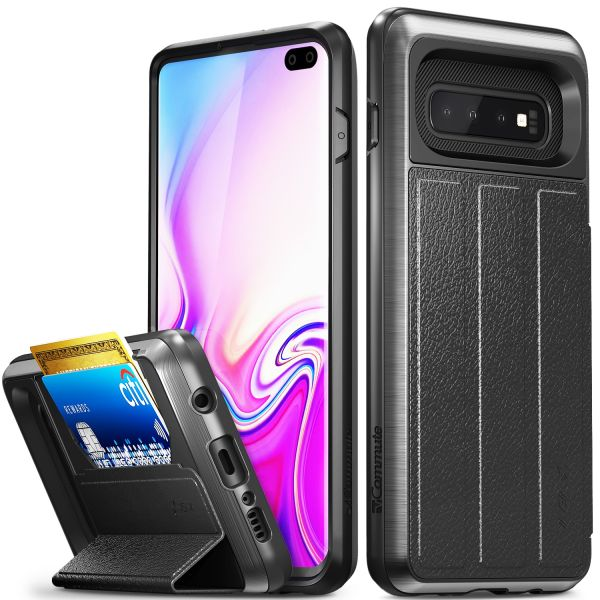 Galaxy S10 Plus Wallet Case vCommute