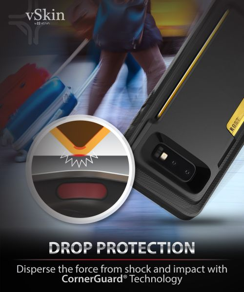 Galaxy S10E Card Case with Credit Card Holder vSkin