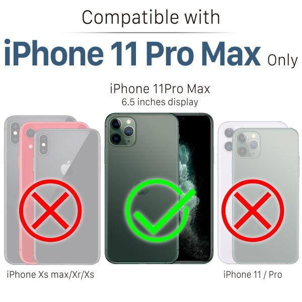 vCommute iPhone 11 Pro Max Wallet Case
